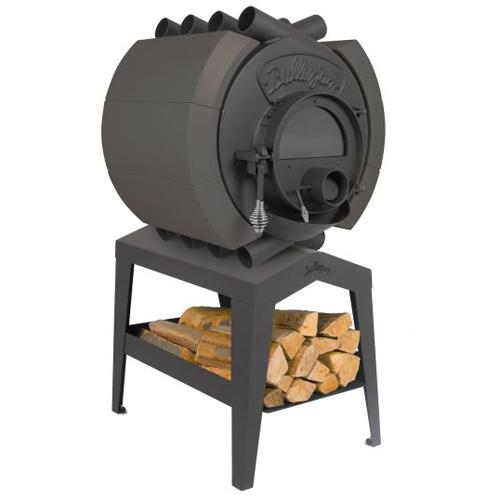 bullerjan free flow type01 ceramic black 11 kw stove bullerjan stoves ireland. Black Bedroom Furniture Sets. Home Design Ideas