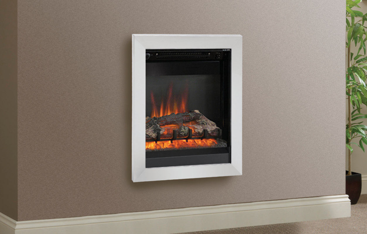 Athena Wall Mounted Electric Fire Ireland Electric