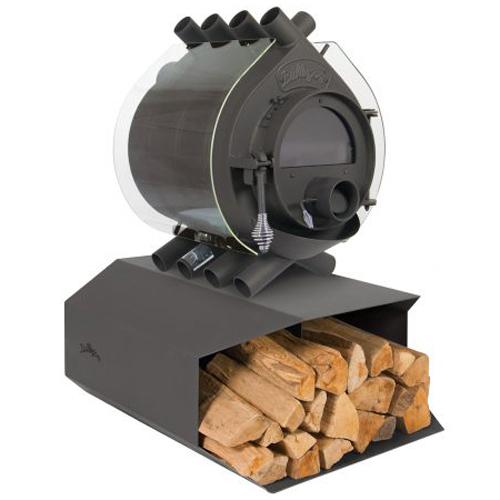 bullerjan free flow type00 glass 8 kw stove bullerjan stoves ireland. Black Bedroom Furniture Sets. Home Design Ideas