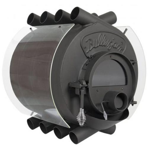 bullerjan free flow type01 glass 11kw stove bullerjan. Black Bedroom Furniture Sets. Home Design Ideas