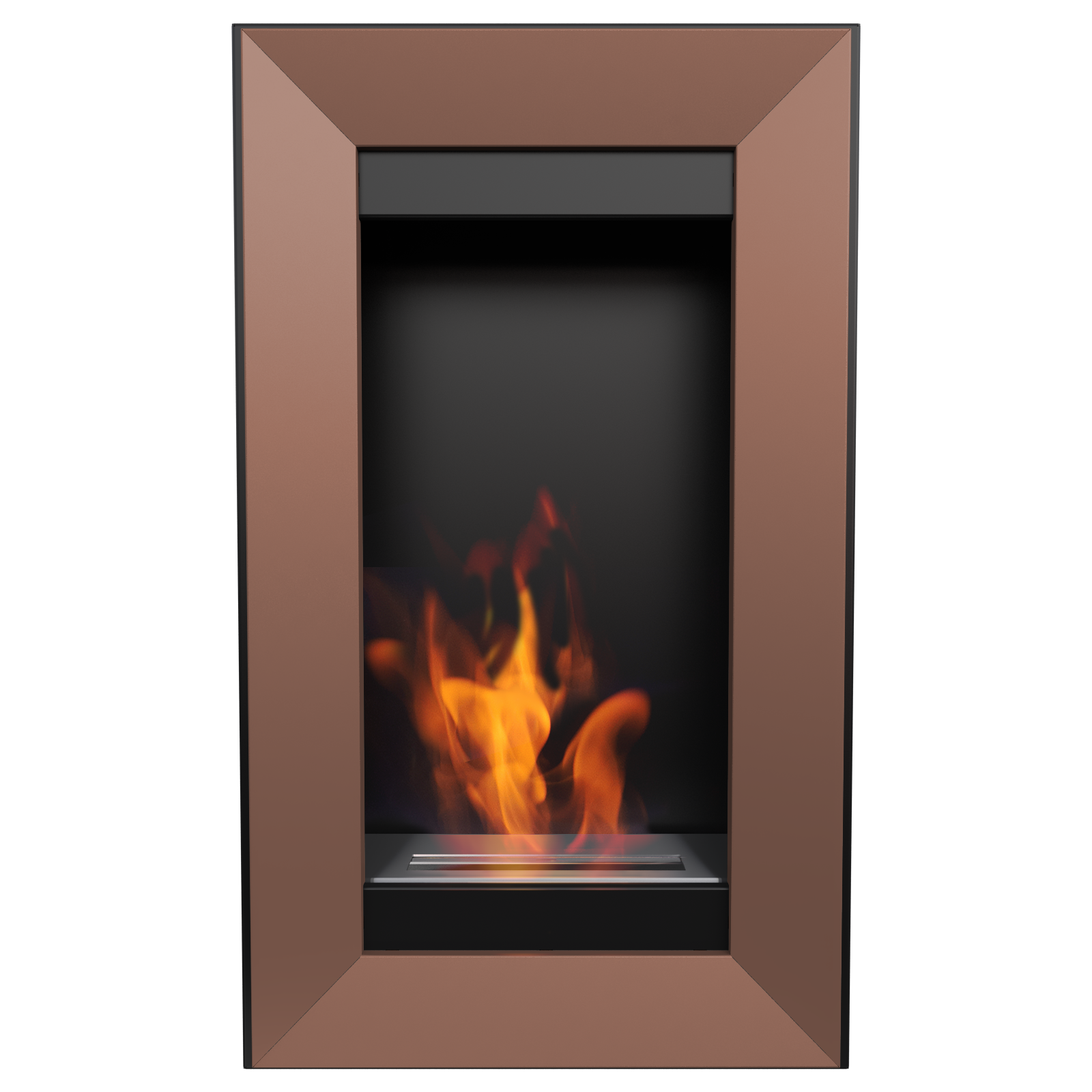 vent ethanol bio fireplace free afire controlled remote
