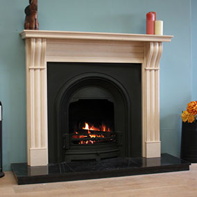 Dublin Corbel Fireplace Ireland Fireplaces Bertoneri