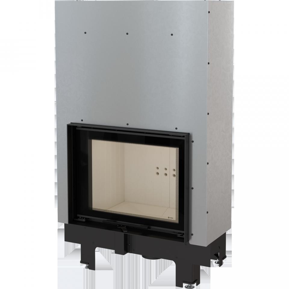 Mbz 13 Kw Boiler Insert Stove Lift Up Glass Ireland Cassette